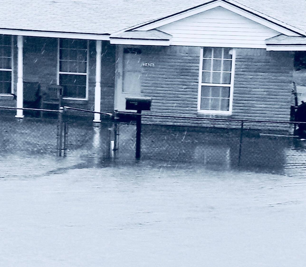 Galveston, Texas. Aug. 2017. Hurricane Harvey.