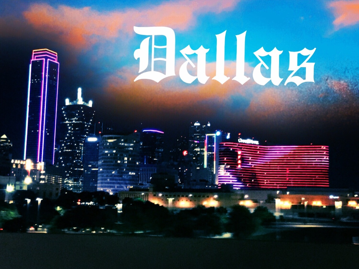 Staycation: Dallas