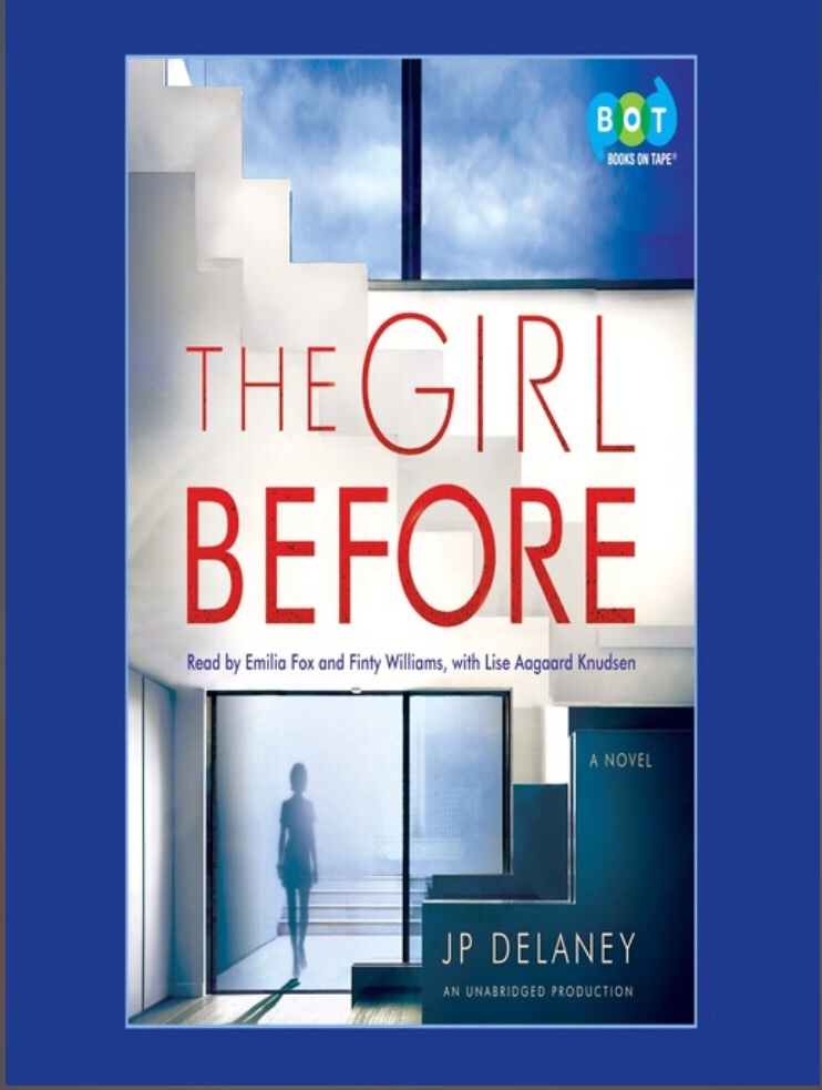 The Girl Before…