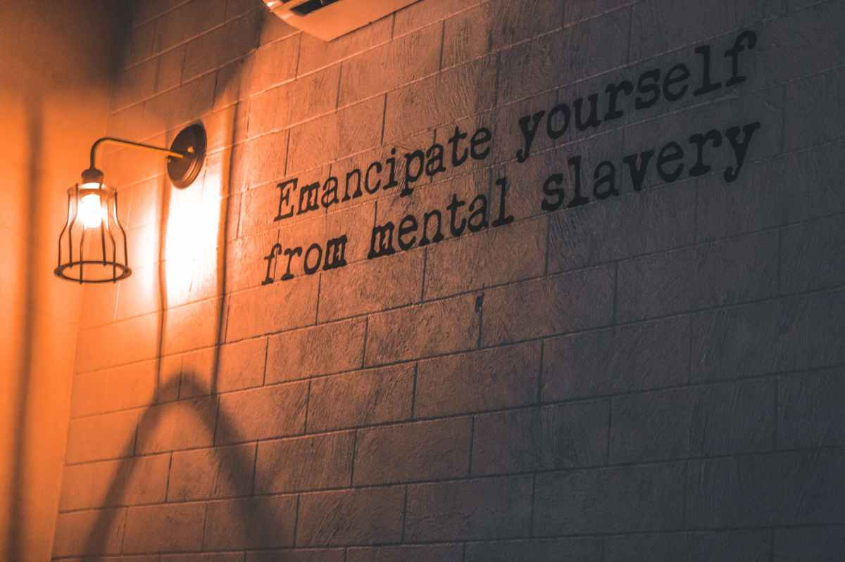 Mental Emancipation: Perspectives vs. Truth